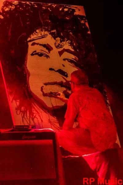 I miti del Rock: Franco Ori - Photo by RPMusic