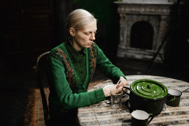 Viktoria Miroshnichenko nel film La Ragazza d'autunno - Foto: Movies Inspired