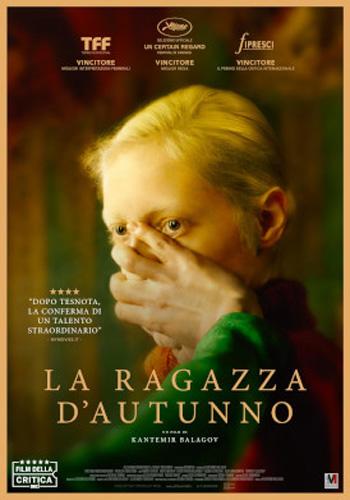 La locandina italiana del film Dylda (La ragazza d'autunno)