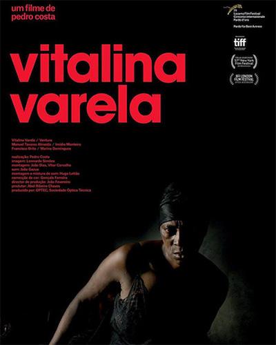 La locandina del film Vitalina Varela