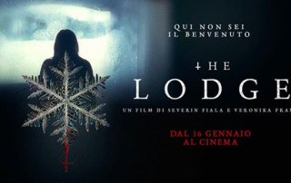 The Lodge banner film