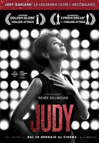 JUDY poster film