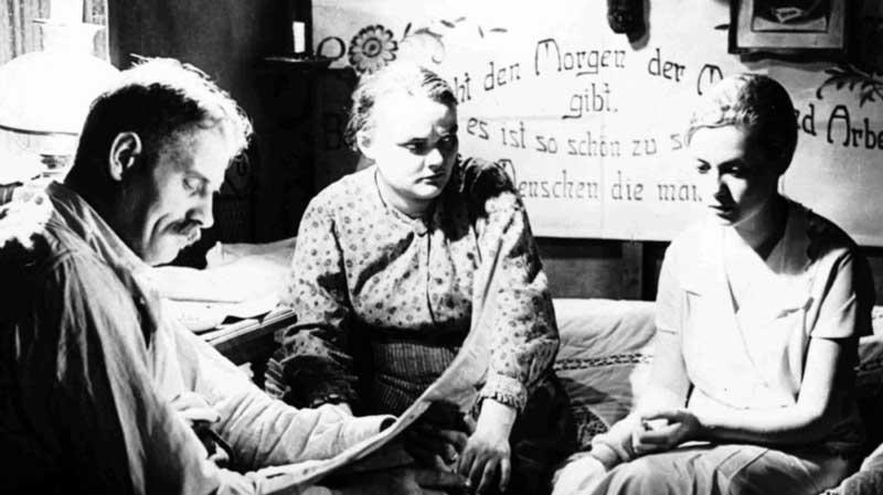 Nella rassegna su Bertolt Brecht in Cineteca anche il film Kuhle Wampe