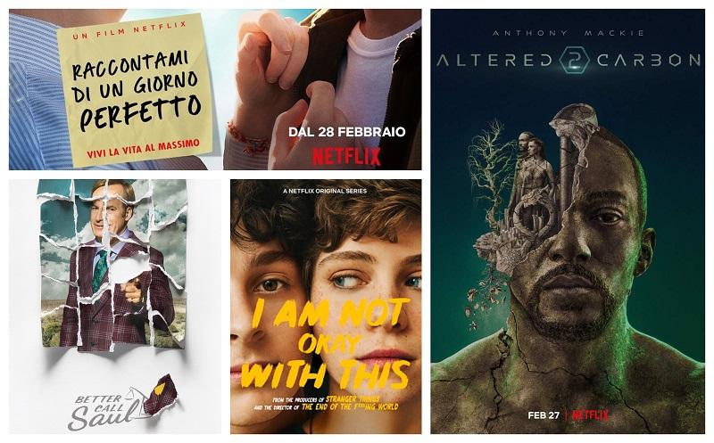 Netflix: le novità della settimana (serie e film) ve le raccontiamo noi!