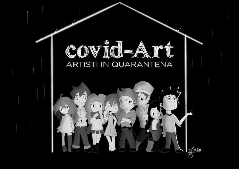 Tra le iniziative online della STM di Novara c'è anche covid-Art!