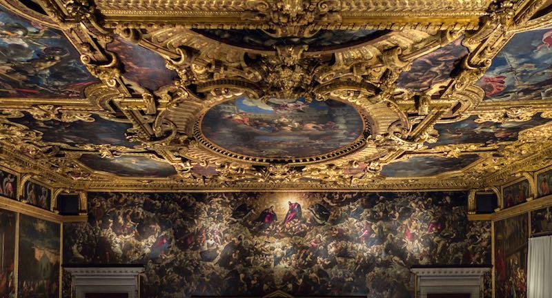 Sky Arte, in streaming anche i film sulle vite dei grandi maestri della pittura, tra cui Tintoretto.