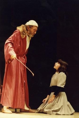 Teatro Parenti online: Il malato immaginario con Franco Parenti.
