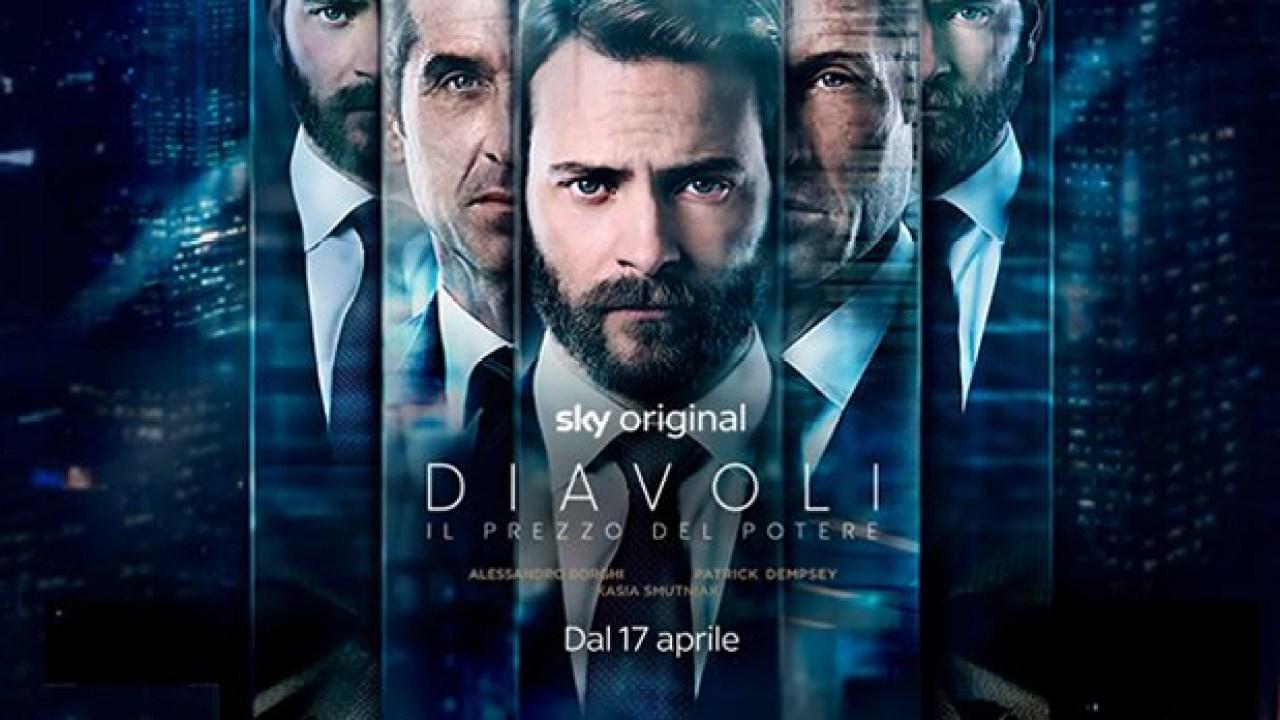 DIAVOLI: su SKY la serie thriller con Patrick Dempsey e Alessandro ...