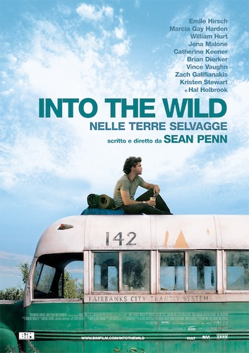 into the wild nelle terre selvagge manifesto