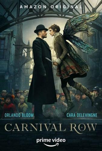 Carnival Row poster serie tv