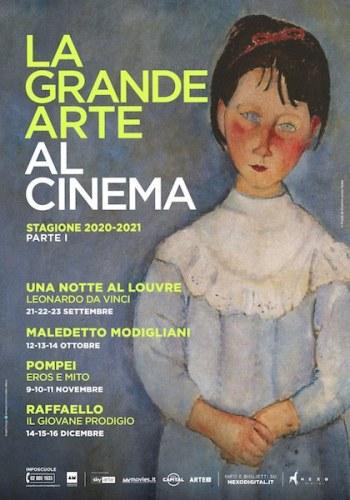 La grande arte al cinema Nexo Digital poster 2020