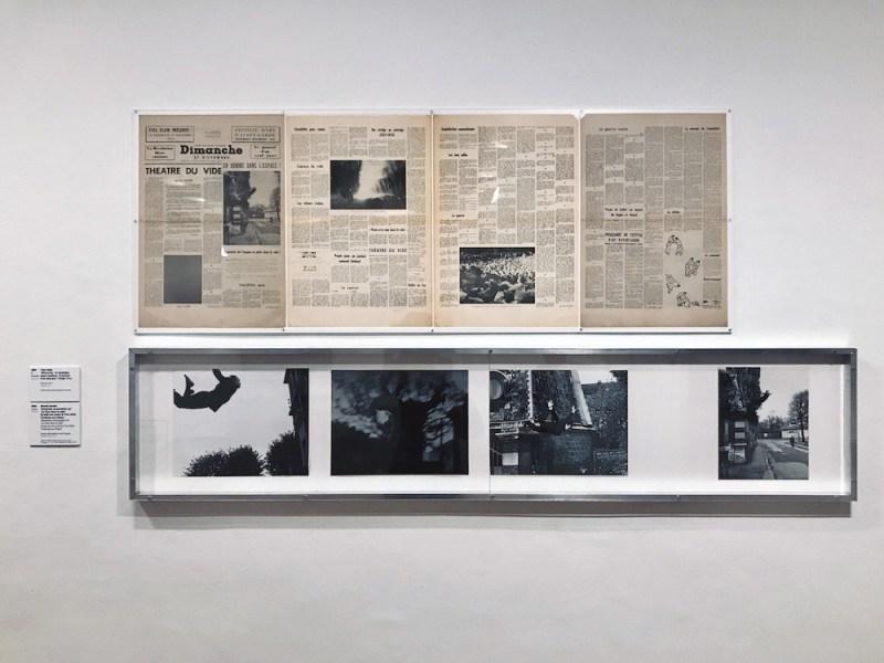 Shunk-Kender, foto e documenti in mostra a Palazzo Reali. Photo: MaSeDomani
