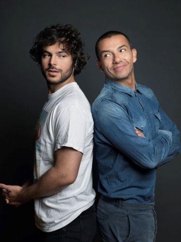 Guglielmo Scilla e Diego Passoni. Photo by Daniele BARRACO