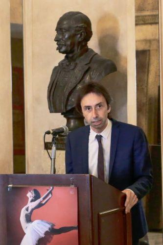 Corso di Laurea Triennale Attori - Il direttore della STM, Marco Iacomelli.