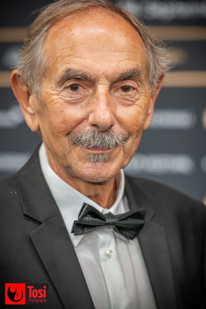 Zurich Film Festival 2020 - Academy Award director Xavier Koller © Tosi Photography