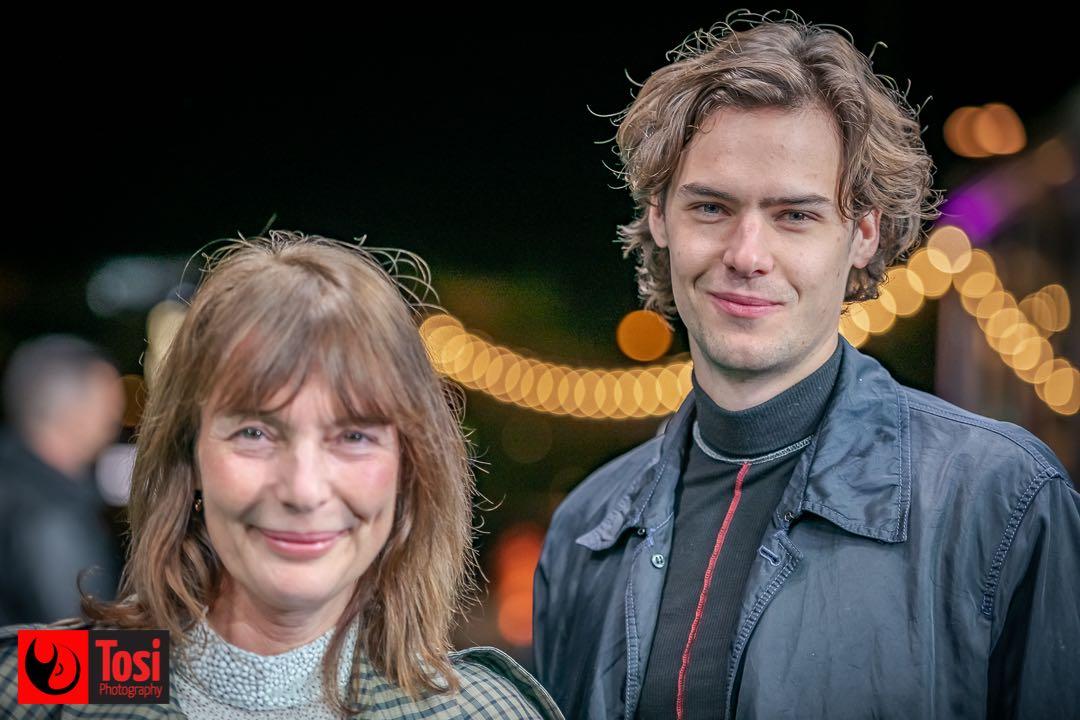 ZFF 2020 Director Evi Romen and actor Thomas Prenn © Tosi Photography