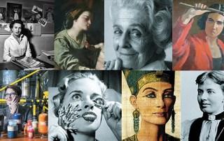 i talenti delle donne in mostra a Milano