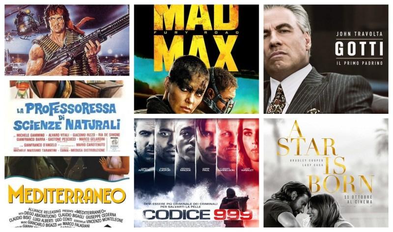 I FILM DA VEDERE IN TV dal 14 al 20 settembre