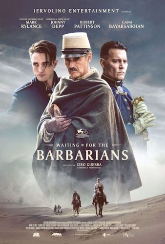 waiting for the barbarians poster ita