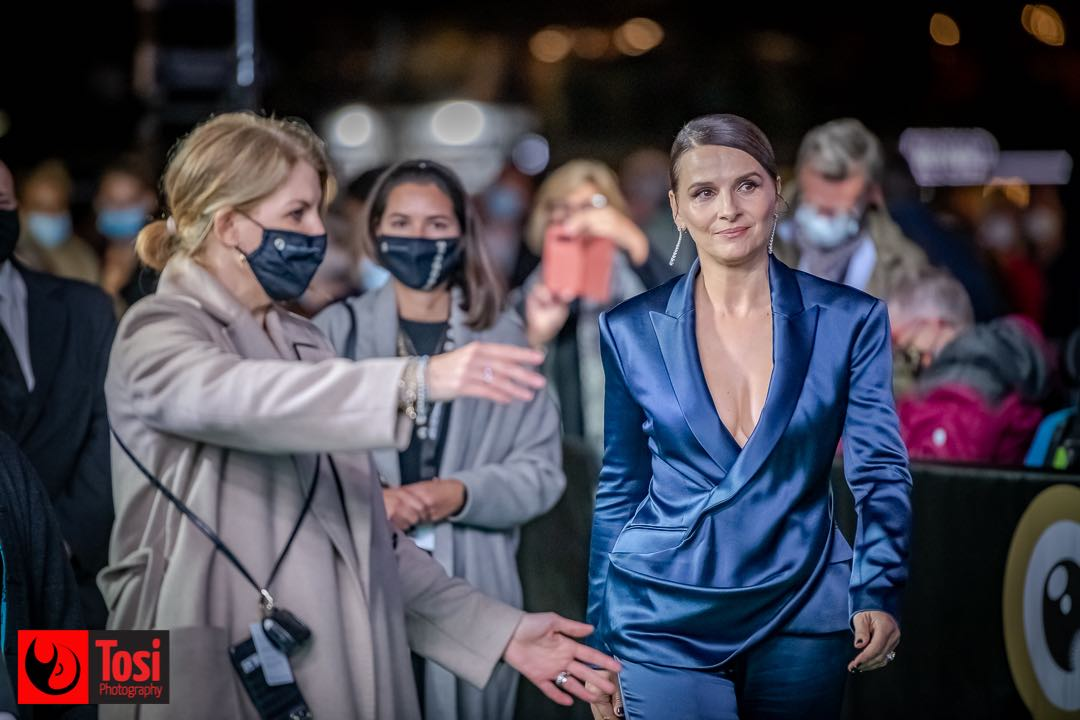 ZFF 2020 - Juliette Binoche © Tosi Photography