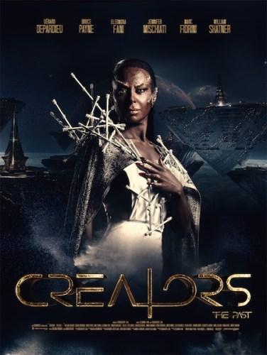 Creators - The Past. Il character poster di Eleonora Fani/Lady Airre.