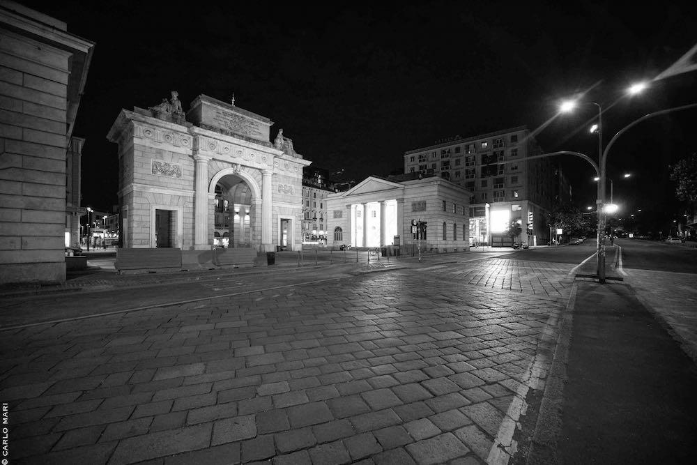 IO MILANO, Piazza XXV Aprile © Carlo Mari