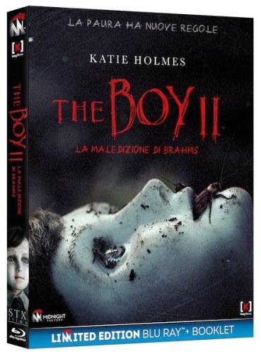 THE BOY 2 - La maledizione di Brahms - cover blu ray disc