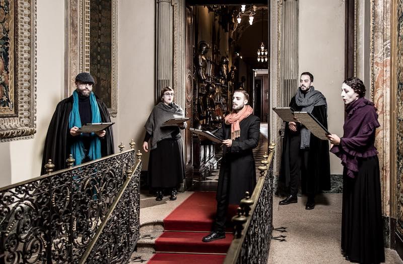 Un Canto di Natale al Museo Bagatti Valsecchi. Photo: Laila Pozzo