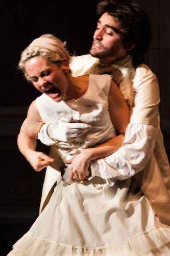 Gli spettacoli di Natale dei teatri Parenti e Elfo Puccini: Gli Innamorati di Goldoni regia di Andrée Ruth Shammah.