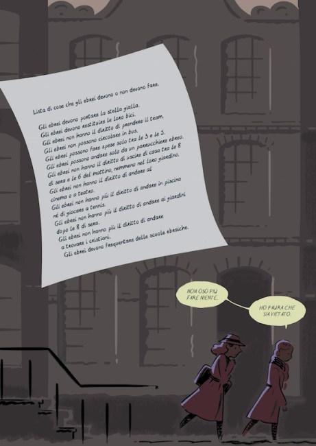 Il diario di Anne Frank. Courtesy of Edizioni Star Comics