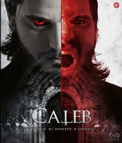 caleb cover blu ray CG Entertainment