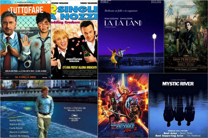 i film da vedere in tv dal 4 al 10 gennaio