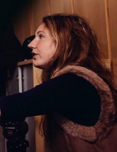 Gabriela Pichler. Photo credit: Tobias Henriksson