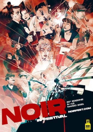 locandina Noir In Festival 2021