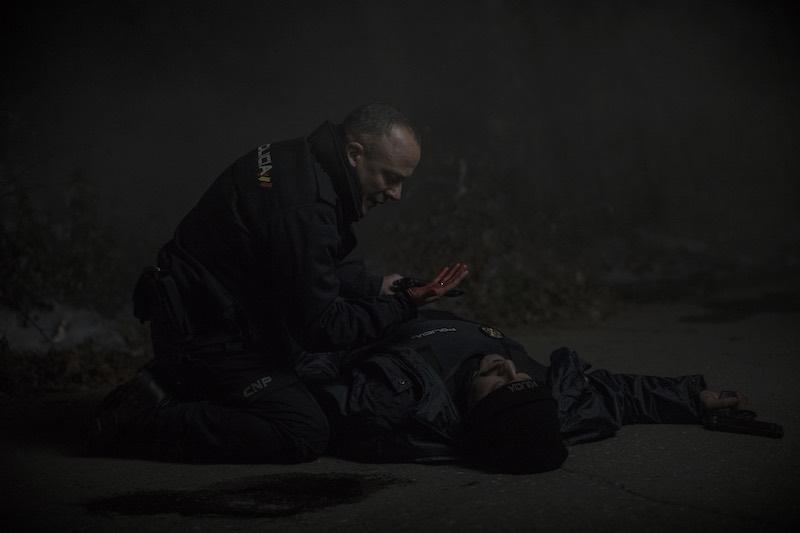 Film Netflix Sotto Lo Zero. Cr: QUIM VIVES.