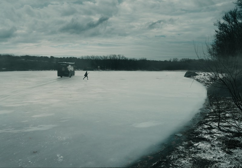 film Sotto Lo Zero. Ph: courtesy of Netflix.
