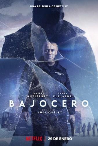 Sotto lo zero poster film Netflix