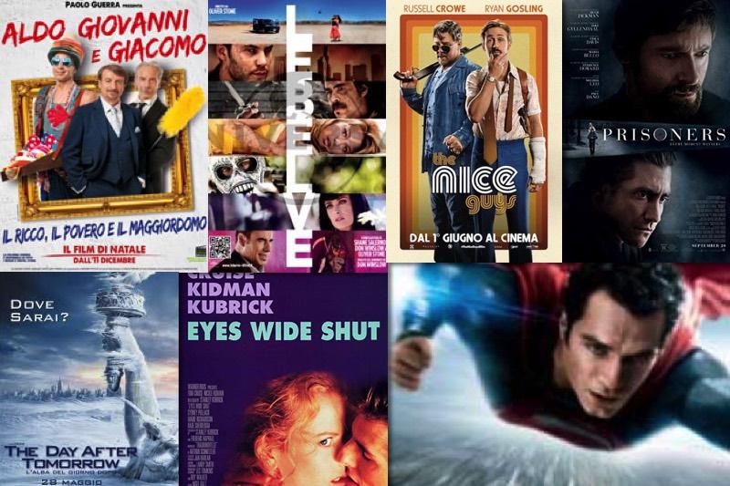 i film da vedere in tv dall'8 al 14 febbraio