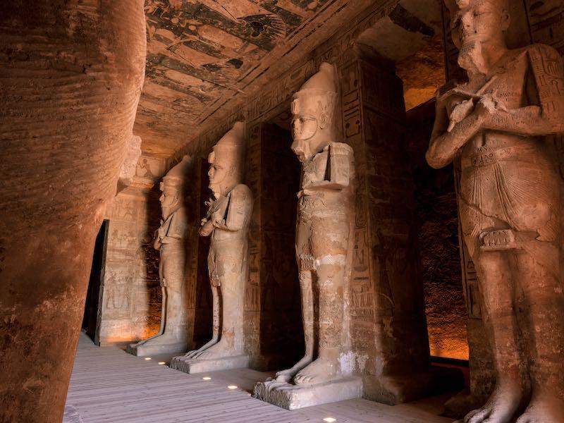 Mille e una notte in Egitto_ABU SIMBEL_ph Nexo Plus