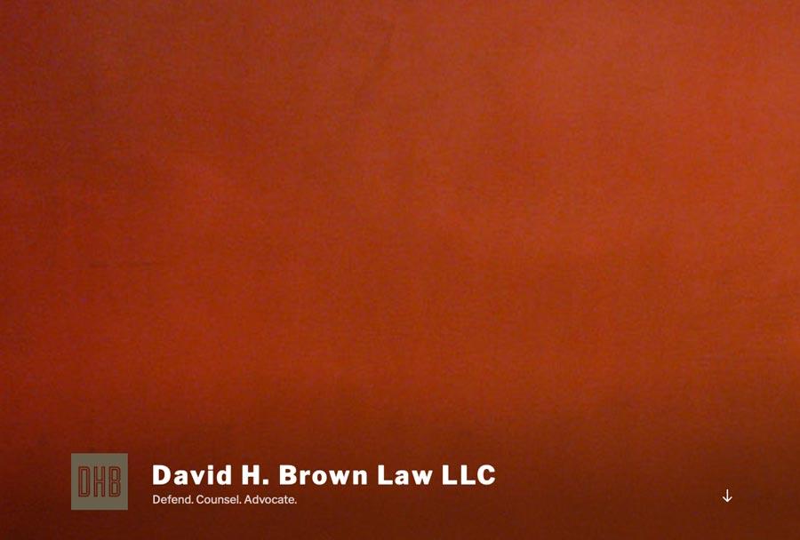 dhbrownlaw.com
