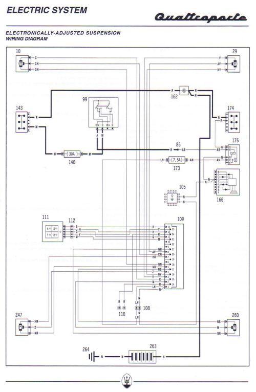 small resolution of maserati quattroporte wiring diagrams wiring diagram maserati quattroporte wiring diagrams maserati quattroporte wiring diagrams