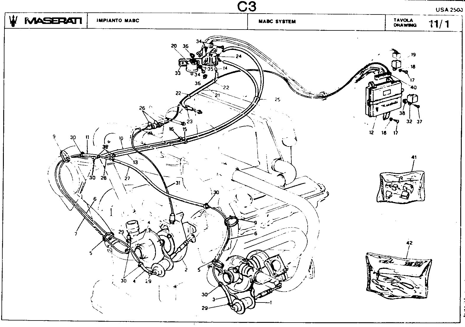 [DIAGRAM] Maserati Biturbo Wiring Diagram FULL Version HD