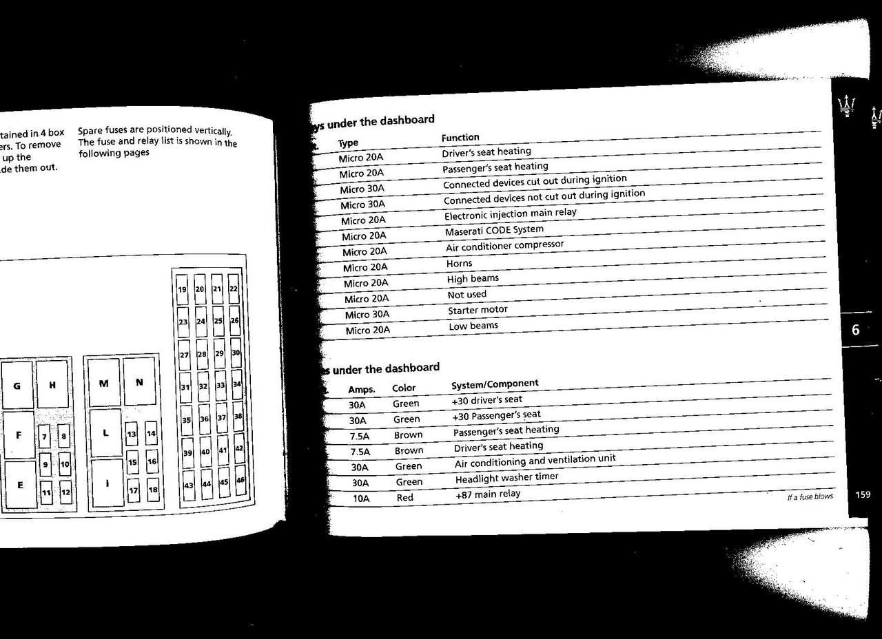 hight resolution of maserati fuse box schema diagram database maserati tc fuse box location