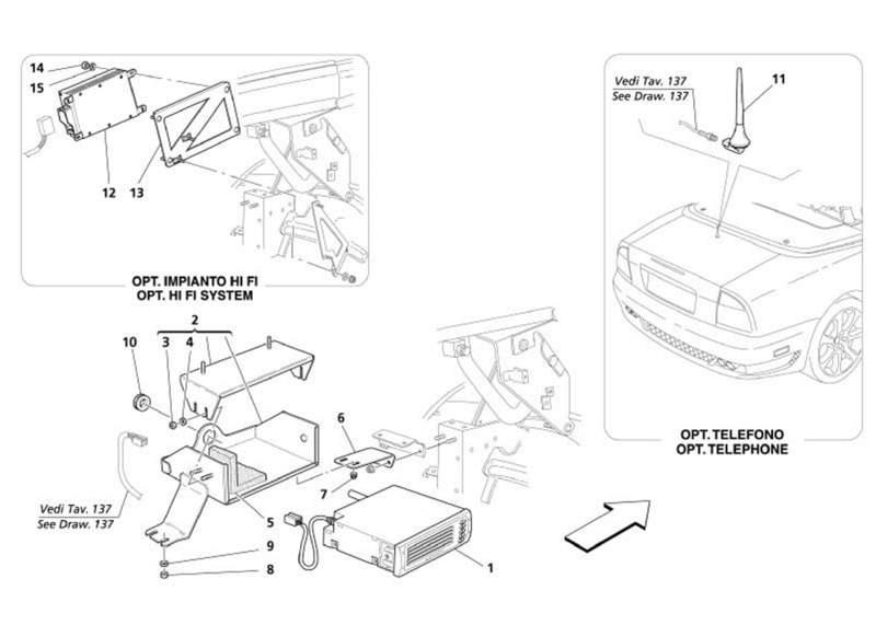 Maserati Quattroporte Wiring Diagram : 36 Wiring Diagram