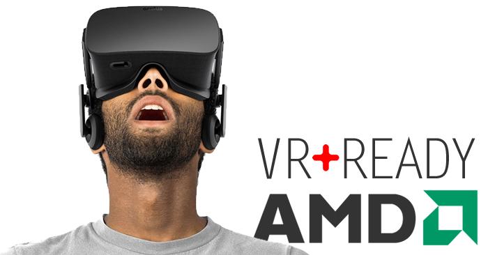 VR Ready AMD, un pc gamer para realidad virtual