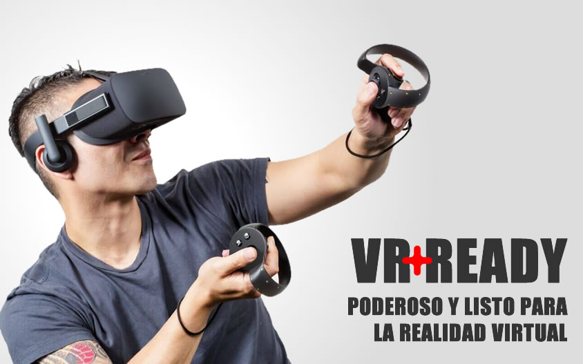 VR-Ready, arma tu PC Gamer para realidad virtual