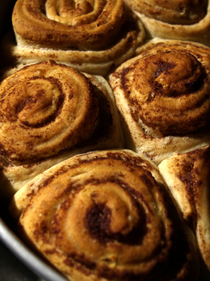 Potato Bread Sweet Cinnamon Rolls
