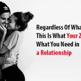 what you need in a relationship