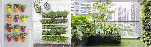 Planning Balcony Garden Balcony Garden Design Considerations