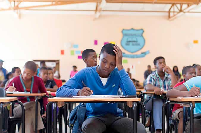 'High Hopes' studensts appreciate how important mathematics will be in their career and further education